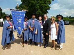 Rendez-vous de juillet 2014 à Châtel-Guyon avec France Québec.